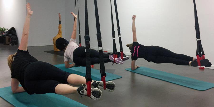 Trx - Joy moves Milano